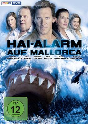 """Ralf Möller und ein Hai sorgen für """"Hai-Alarm auf Mallorca""""."""