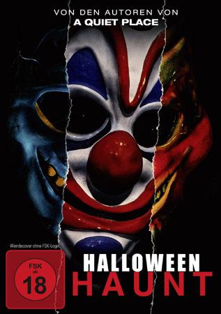 Halloween Haunt DVD Cover