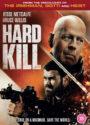 Hard Kill DVD Cover zur Action mit Bruce Willis