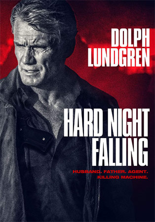 Hard Night Falling mit Dolph Lundgren DVD Cover