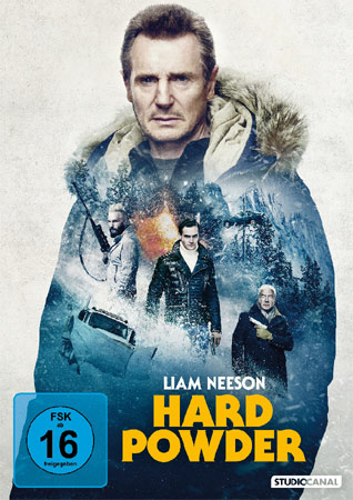 Hard Powder DVD Cover