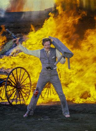 Heaven's Gate mit Christopher Walken