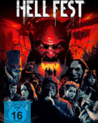 Hell Fest DVD Cover