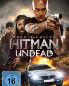 Hitman Undead aka The Driver mit Mark Dacascos DVD Cover