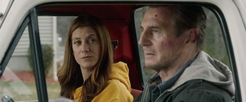 Liam Neeson im Auf der Flucht Lookalike