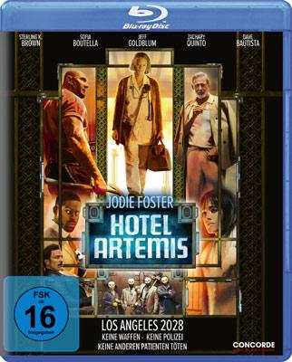 Hotel Artemis Quiz