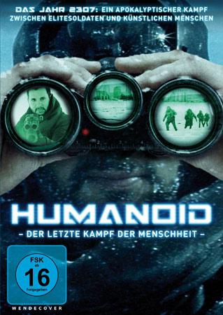 Humanoids - Der letzte Kampf der Menschheit