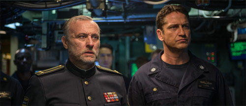 Hunter Killer mit Gerard Butler und Michael Nyqvist