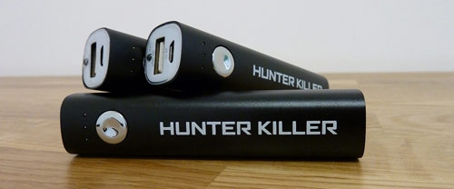 Hunter Killer Quiz Powerbank