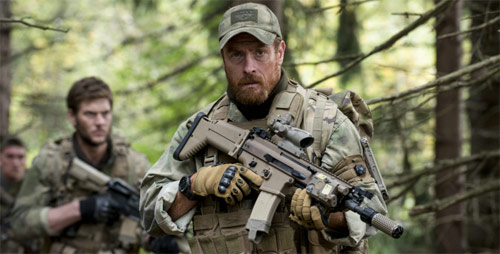 Hunter Killer mit Toby Stephens als Navy Seal