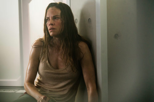 I Am Mother mit Hilary Swank