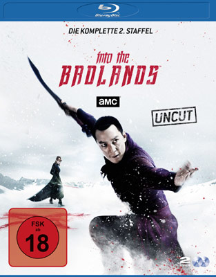 Into the Badlands Season 2 Gewinnspiel