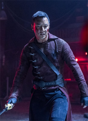 Into the Badlands Daniel Wu ist Sunny