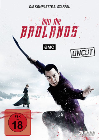 Into the Badlands (Season 2) Deutsches Cover