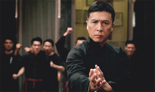 Ip Man 4: The Finale mit Donnie Yen