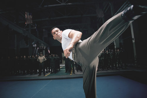 Ip Man 4: The Finale mit Scott Adkins
