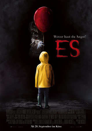 It Es Stephen King Deutsches Poster