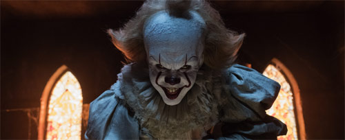 Es It Stephen King Pennywise Clown
