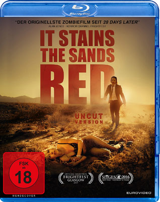 It Stains The Sands Red DVD Cover