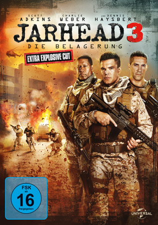 Jarheads 3 - Die Belagerung
