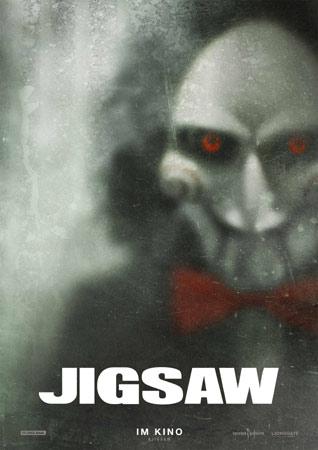 Jigsaw Deutsches DVD Cover