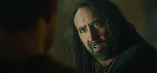 Nicolas Cage in Jiu Jitsu
