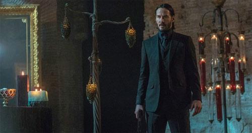 John Wick: Kapitel 2 Keanu Reeves