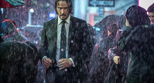 John Wick: Kapitel 3 mit Keanu Reeves als Killer