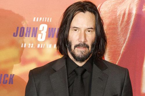 John Wick: Kapitel 3 - Parabellum Photocall mit Keanu Reeves