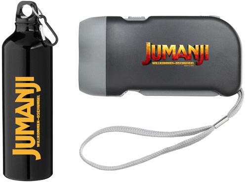 Jumanji - Willkommen im Dschungel Gewinnspiel Preise