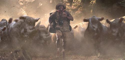 Jumanji - Willkommen im Dschungel Kevin Hart