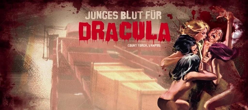 Junges Blut für Dracula