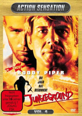 Wrestling-Stars im Actionfilm