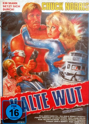 Kalte Wut aka Forced Vengeance mit Chuck Norris