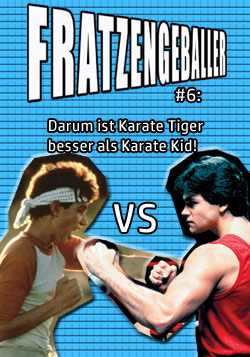 Karate Tiger vs Karate Kid