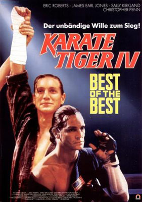 Karate Tiger IV