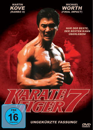 "Fratzengeballer satt gibt es in ""Karate Tiger 7"" alias ""To Be The Best""."