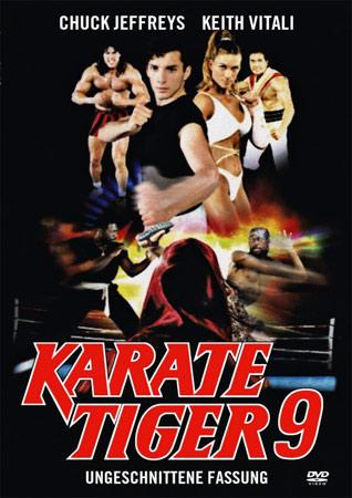 Karate Tiger 9