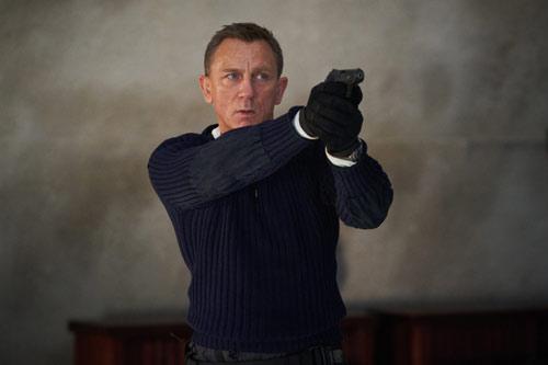 Daniel Craig in Keine Zeit zu sterben
