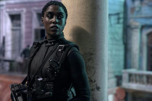 Lashana Lynch im Agenthriller