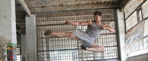 Kickboxer - Die Abrechnung mit Alain Moussi