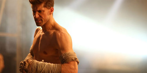 Kickboxer - Die Abrechnung mit Alain Moussi als Kurt Sloane