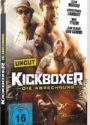 Kickboxer - Die Abrechnung deutsches Cover