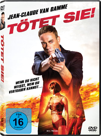 Kill'em All Tötet sie! Deutsches DVD Cover