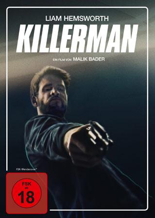 Killerman mit Liam Hemsworth deutsches DVD Cover
