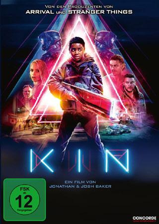 KIN deutsches DVD Cover