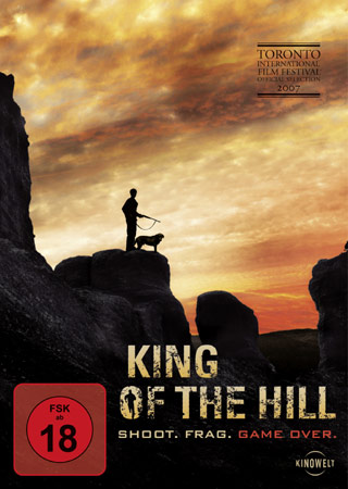 King of the Hill DVD Cover
