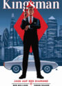 Kingsman: Jagd auf Red Diamond Comic
