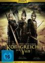 Das Königreich der Yan DVD Cover