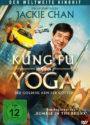 Kung Fu Yoga DVD Cover